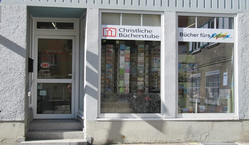 Wir haben geöffnet! – Christliche Bücherstube Memmingen
