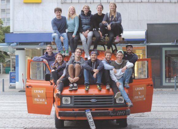 """""""Crowd und Rueben"""" – Tour 2021"""