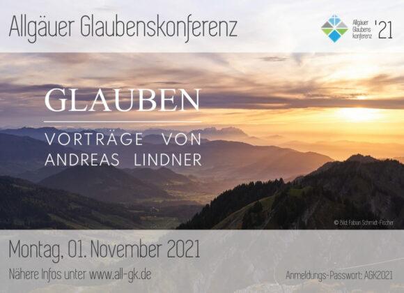 Allgäuer Glaubenskonferenz 2021